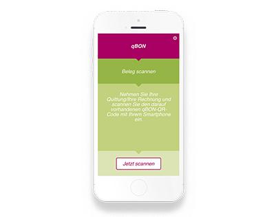 qBON - Spenden Konzept